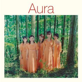 1st Album AURA