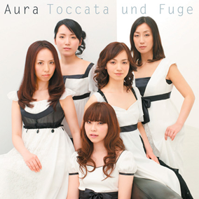 4th Album Toccata und Fuge トッカータとフーガ