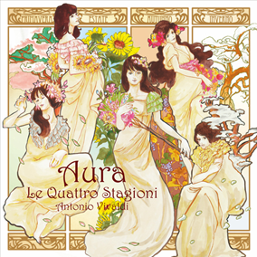 6th Album Le Quattro Stagioni 四季