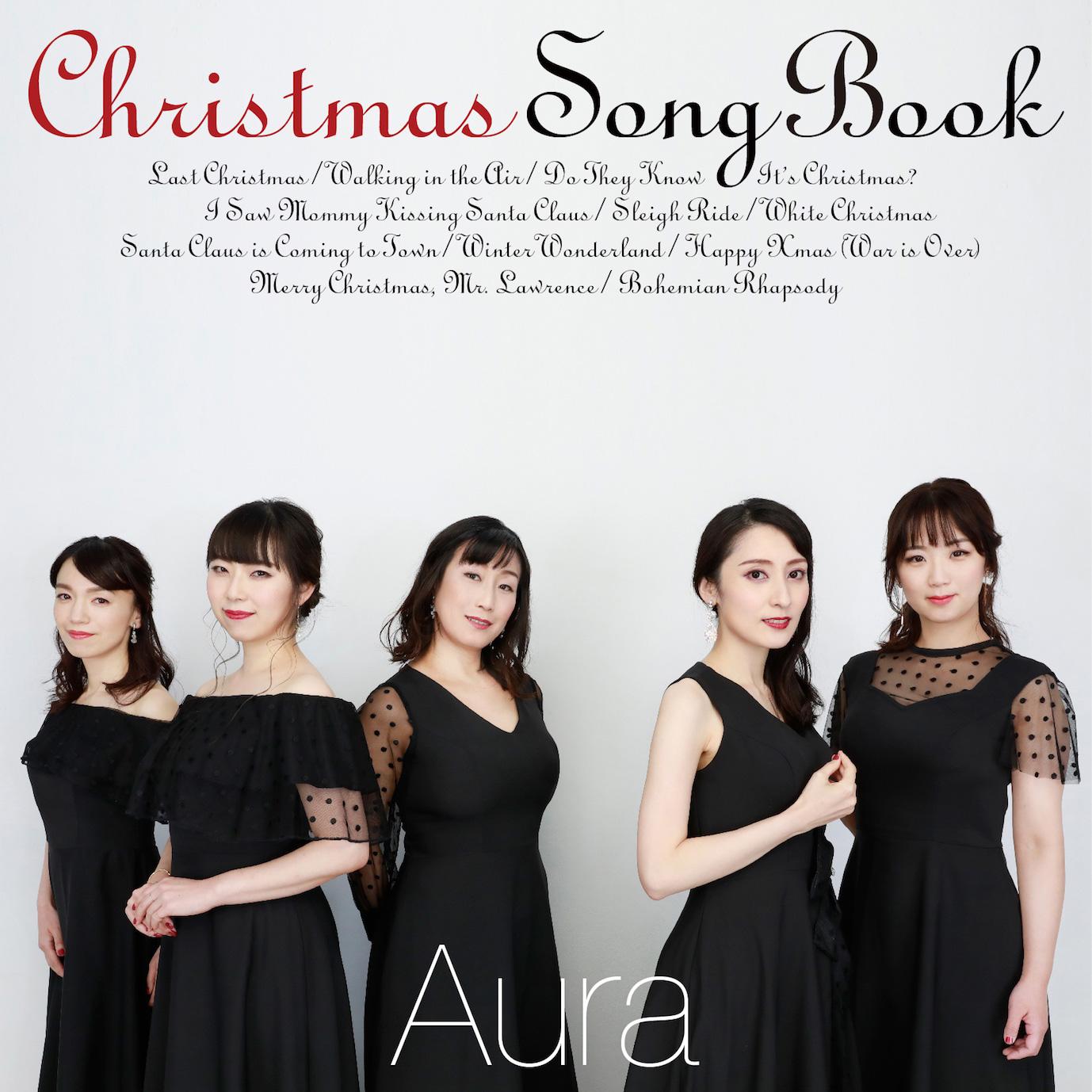 7th Album Christmas Song Book AURA